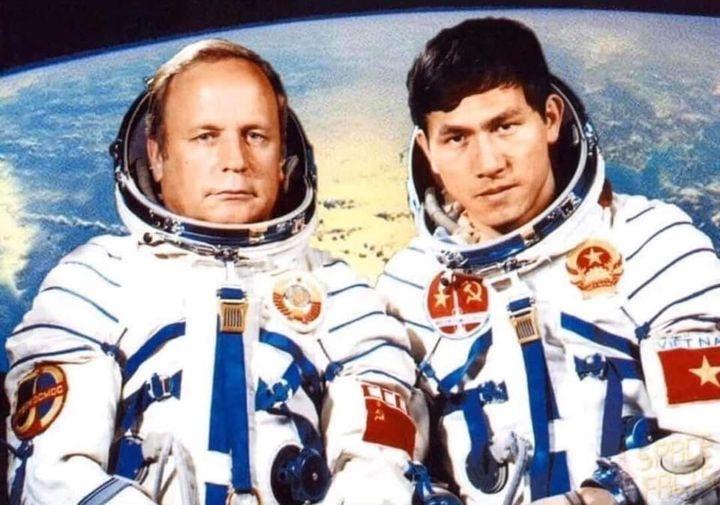 Kỷ niệm ngày anh hùng Phạm Tuân bay vào vũ trụ (7/1980-7/2021)