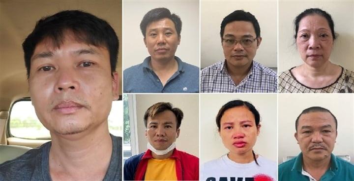 """""""Ăn cây xanh"""", vụ án mới ở Hà Nội"""