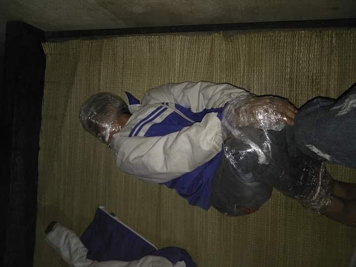 Hải Phòng: Thực hư thông tin một bé trai bị bắt cóc, bịt kín bằng túi nilon