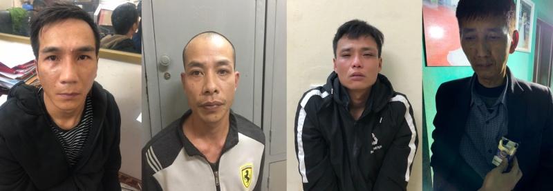 Quảng Ninh: Bắt 4 đối tượng mua bán, tàng trữ trái phép ma túy