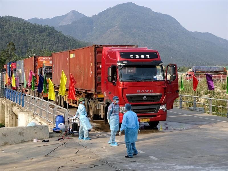 Thông quan trở lại cặp chợ cư dân biên giới Hoành Mô - Động Trung