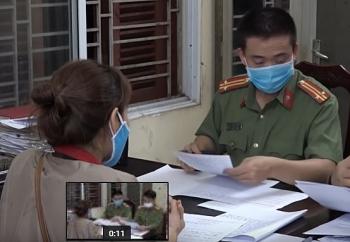 Hải Phòng: Thêm một trường hợp tung tin sai sự thật về dịch bệnh COVID-19 bị xử lý