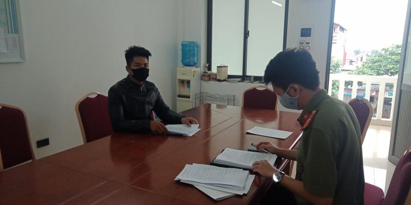 Thêm một đối tượng đưa thông tin sai sự thật về dịch Covid-19 tại Quảng Ninh bị xử phạt