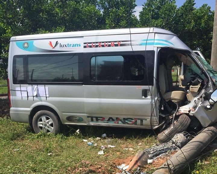 Quảng Ninh: Tai nạn giao thông nghiêm trọng khiến 4 người bị thương nặng