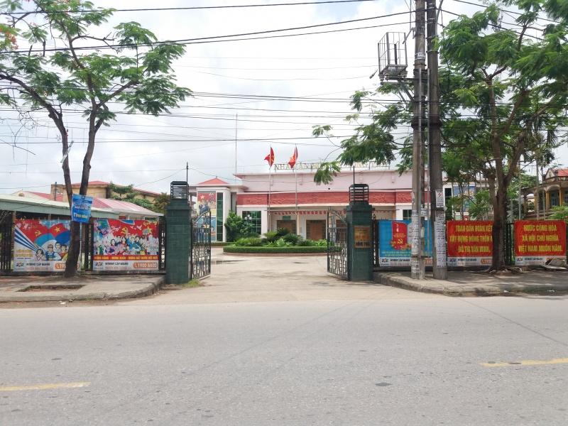 An Dương, Hải Phòng: Thi hành kỷ luật 3 Chủ tịch xã