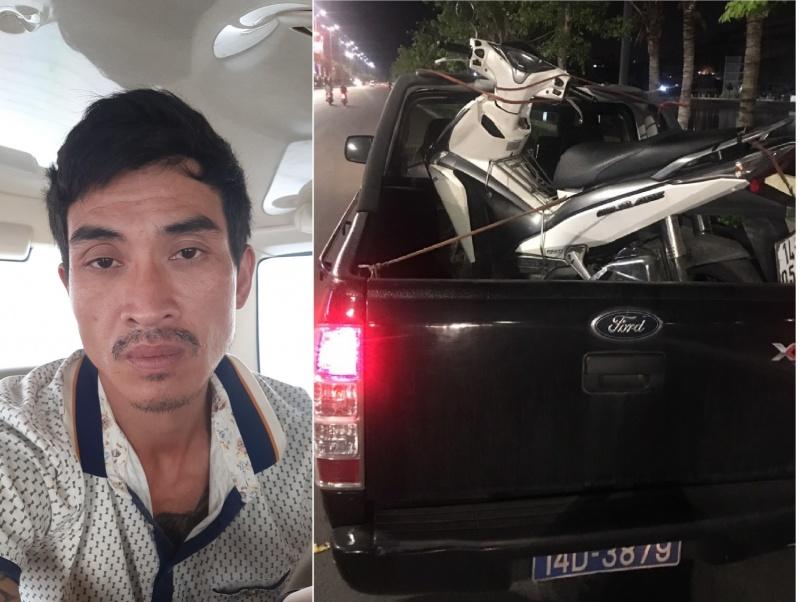 Quảng Ninh: Bị công an vây bắt, dùng vũ khí để trống trả
