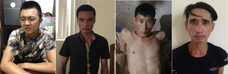 Quảng Ninh: Uống rượu bia xong, rủ nhóm bạn về nhà sử dụng ma túy