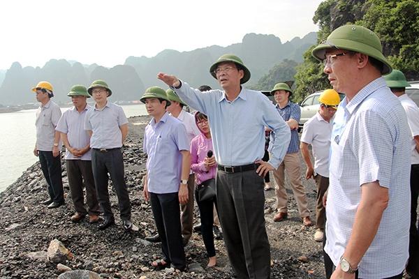 Quảng Ninh: Hàng loạt sai phạm về đất đai tại TP. Cẩm Phả