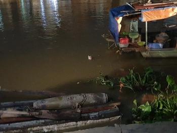 Hải Phòng: Phát hiện quả bom nặng hơn 100kg dưới lòng sông