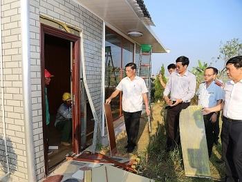 """Hải Phòng: Phát hiện nhiều công trình """"không phù hợp"""" tại KCN An Dương"""