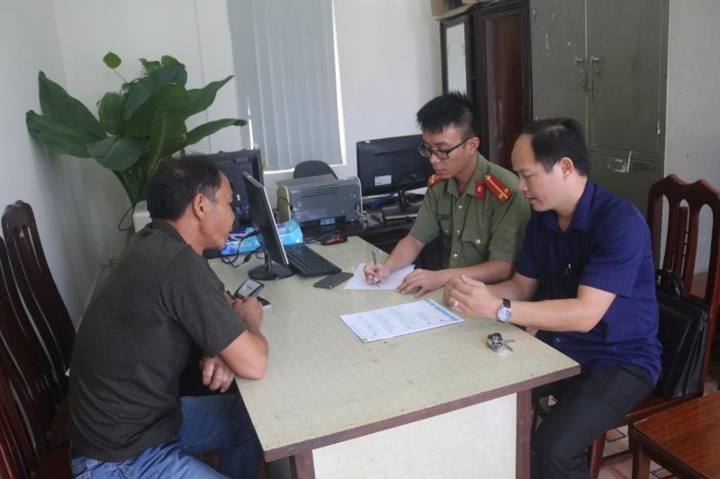 Quảng Ninh: Nghiêm trị kẻ sử dụng mạng xã hội xúc phạm lực lượng CSGT