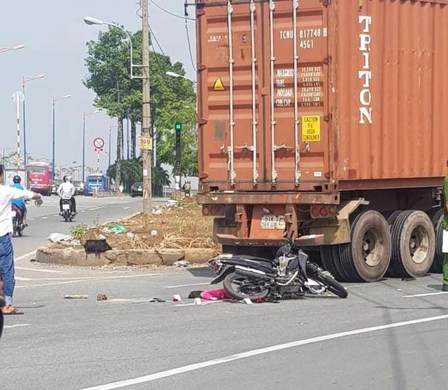 Hải Phòng: Tai nạn giao thông, một người tử vong tại chỗ