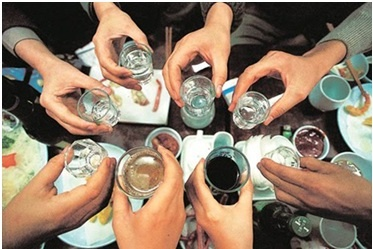 Ngày tết, Rượu bia và sức khỏe
