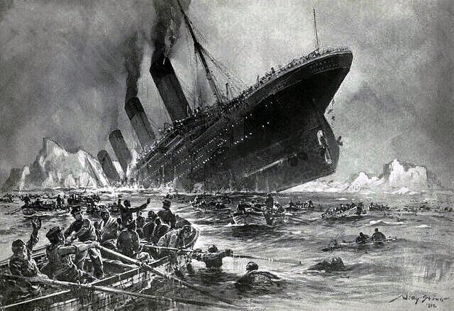 Thuyền phó tàu Titanic tiết lộ bí mật giấu kín gần cả đời người,  phương Tây họ văn minh hơn chúng ta từ rất lâu!