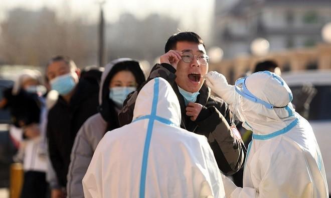22 triệu người TQ bị phong tỏa vì Covid-19, gấp đôi so với ở Vũ Hán một năm trước