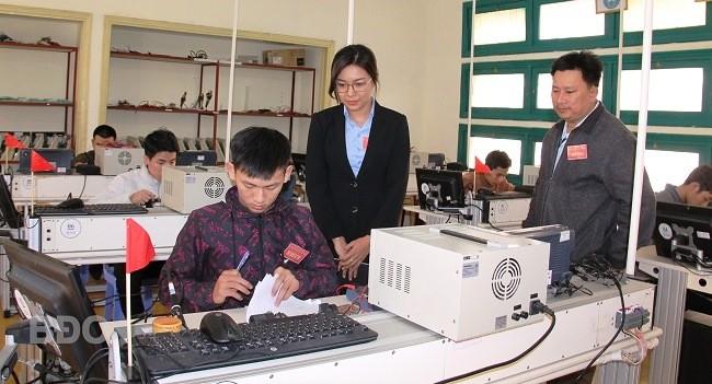 Lần đầu tiên mời doanh nghiệp tham gia giám sát kỳ thi kỹ năng nghề