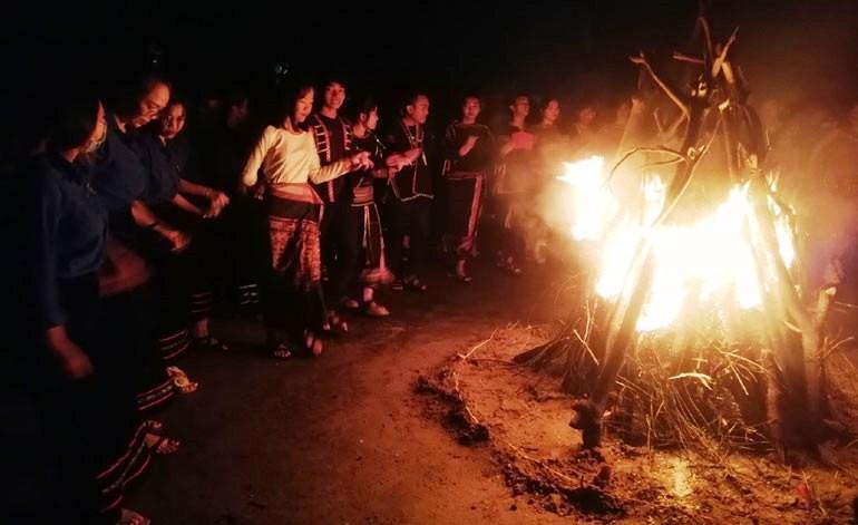 Phú Yên: Đêm hội cồng chiêng giữa lòng thành phố