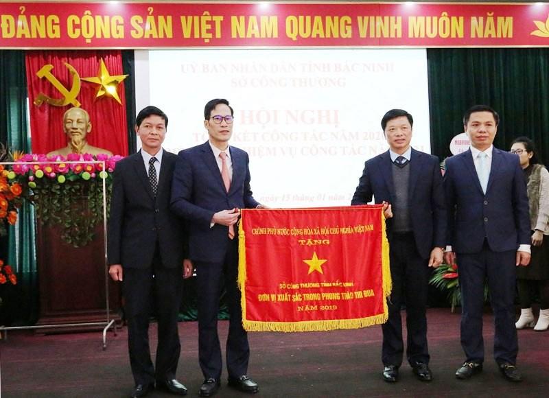 Năm 2020, giá trị sản xuất công nghiệp Bắc Ninh đứng thứ nhất toàn quốc
