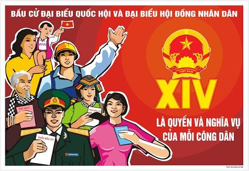 Hướng dẫn tổ chức bầu cử đại biểu Quốc hội khoá XV