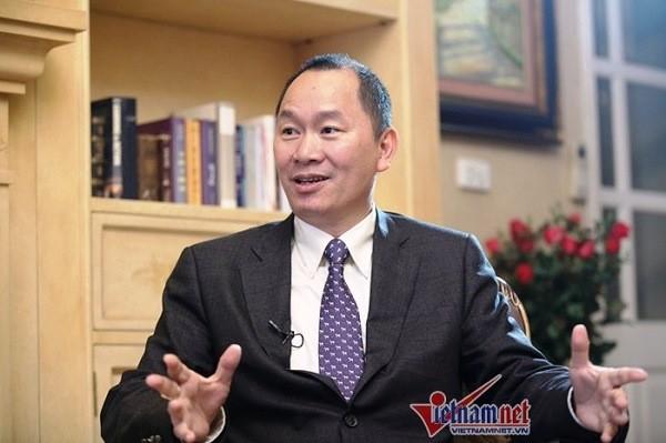 Một người Việt mang trí tuệ công dân toàn cầu