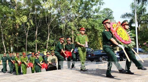 Hà Giang: Ba đường phố mang tên liệt sĩ biên giới phía bắc