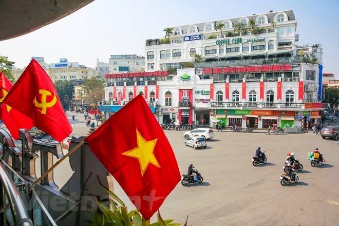 Hà Nội sẵn sàng mọi điều kiện tốt nhất phục vụ Đại hội XIII của Đảng