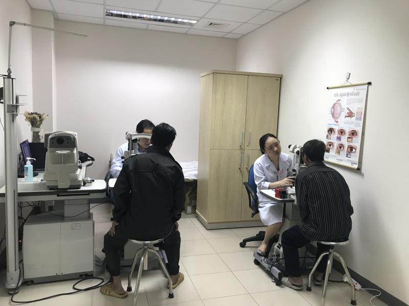 Huế: Khám tầm soát bệnh Glôcôm miễn phí cho 500 bệnh nhân