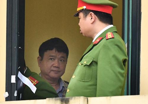 Sáng ngày 19/03 ông Đinh La Thăng hầu tòa lần hai