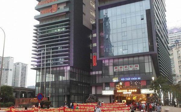 Cư dân chung cư Hei Tower xuống đường kêu cứu vì lo mất an toàn PCCC
