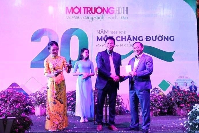 Tạp chí Môi trường và Đô thị Việt Nam: 20 năm - Một chặng đường