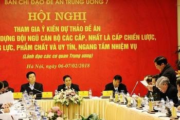 can bo phai chu dong tu chuc khi khong du dieu kien uy tin hoac cap duoi truc tiep co sai pham