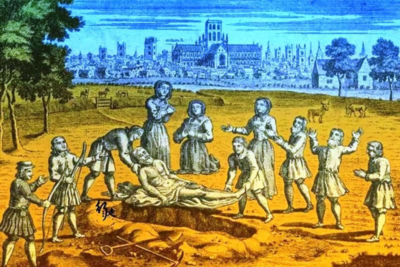 7 đại dịch khủng khiếp khiến hàng triệu người chết trong lịch sử