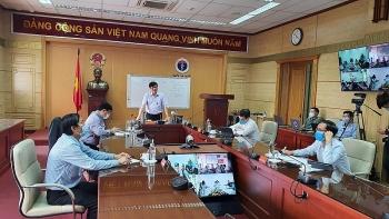 Bộ y tế họp trực tuyến chỉ đạo khẩn triển khai các biện pháp phòng, chống dịch CoviD -19