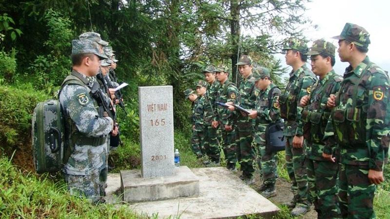 Ngày Biên phòng toàn dân và những chiến sỹ mang quân hàm xanh