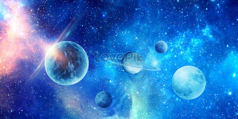 Vũ trụ này, hóa ra có thể lãng mạn tới mức thổn thức