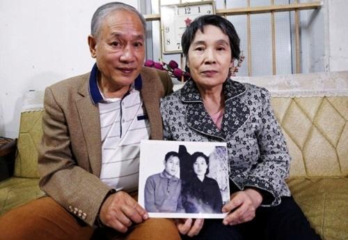 Mối tình xuyên thời gian, không gian của cặp vợ chồng Việt - Triều