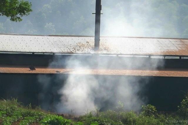 Thanh Hóa: Chính quyền bất lực nhìn cơ sở sản xuất than sạch gây ô nhiễm môi trường?