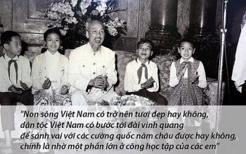 Quan điểm Hồ Chí Minh về vai trò của Giáo dục đến đổi mới căn bản và toàn diện giáo dục nước ta (phần I)