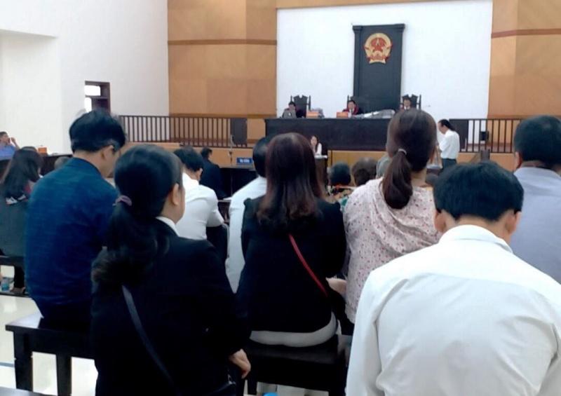Hai ngày xử phúc thẩm doanh nhân Phạm Thanh Hải, công lý được thực thi