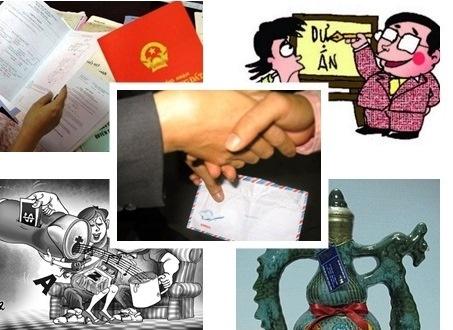 """5 kế """"sách"""" chống tham nhũng Chính trị trước Đại hội XIII"""