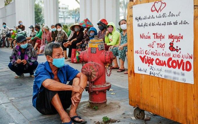 goi 62000 ty ho tro nguoi yeu the cua chinh phu phep thu dao duc can bo truoc them dai hoi dang cac cap
