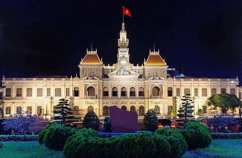 Chấm phá vùng miền qua ảnh - Thành phố Hồ Chí Minh