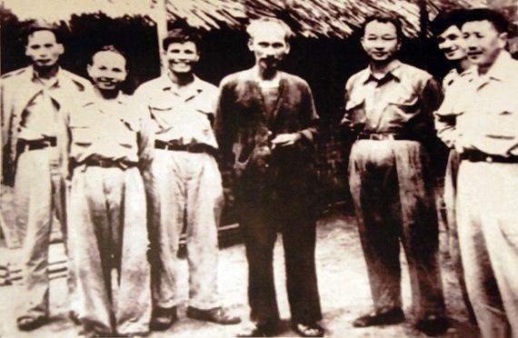 Nguyễn Chí Thanh con người của hành động (phần I)