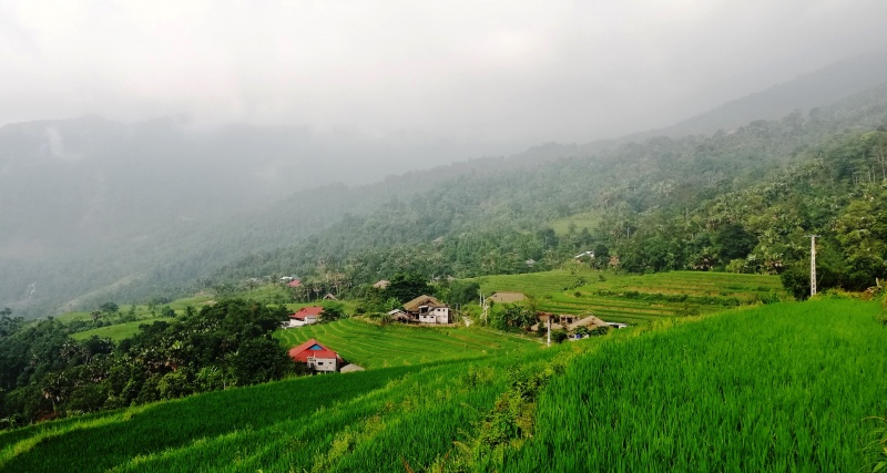 Chuyển biến ở một xã thuần nông miền núi