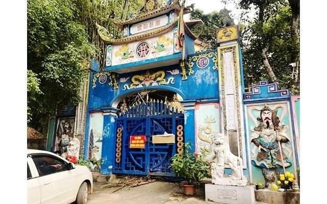 Thái Nguyên: Những căn cứ cơ bản chỉ ra Đền Đá Thiên chưa bao giờ là của cộng đồng dân cư tổ 16-17 thị trấn Trại Cau!