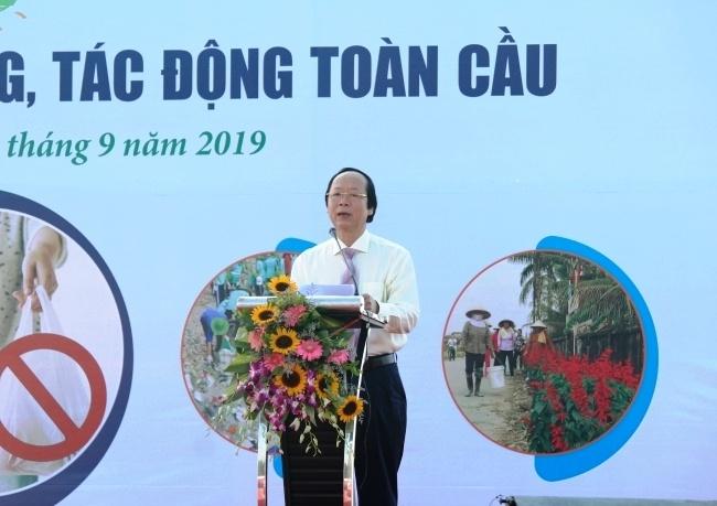 hai phong phat dong chien dich lam cho the gioi sach hon nam 2019