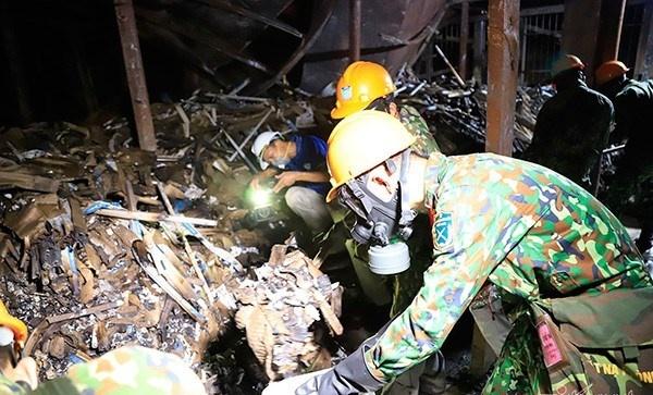 Hơn 20 tấn phế thải nhiễm thủy ngân đã được thu gom tại công ty Rạng Đông.