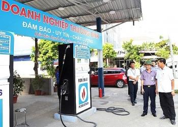 Hải Phòng: Đình chỉ các cơ sở kinh doanh xăng trái phép tại quận Hải An