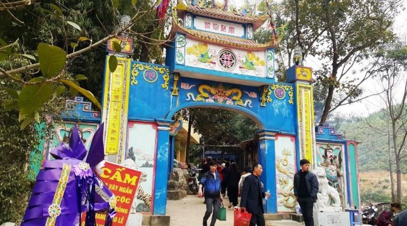 Đồng Hỷ - Thái Nguyên: Tìm nguyên nhân chính gây ra tranh chấp ngôi đền?