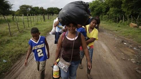 Mỹ cắt viện trợ cho 3 nước Trung Mỹ do vấn đề nhập cư